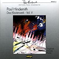 Hindemith:Piano Works Vol.5