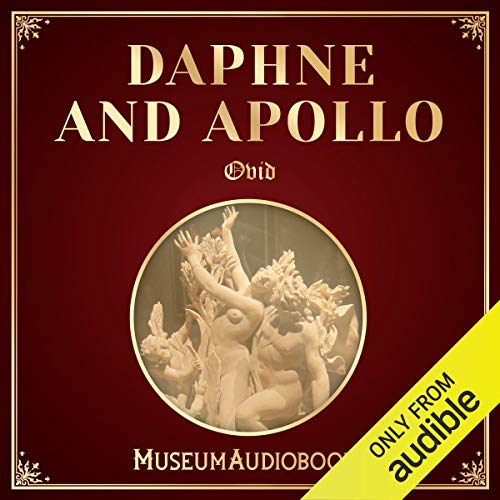 Daphne and Apollo audiobook cover art
