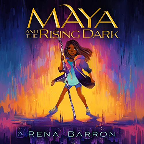 Maya and the Rising Dark cover art