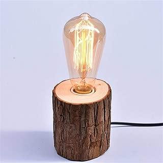 Best wood stump lamp Reviews