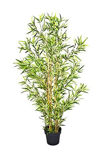 GreenBrokers - Mini árbol Artificial de bambú (150 cm)