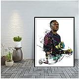 enpingan Modern Art Print Home Wanddekoration Poster und