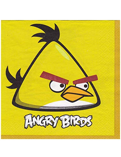 Riethmueller - Serviettes Angry Birds