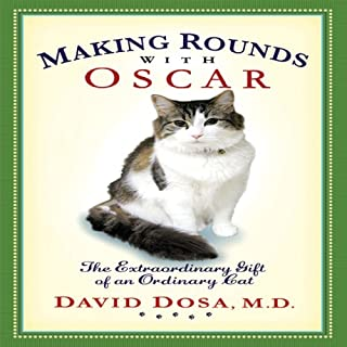 Making Rounds with Oscar audiobook cover art