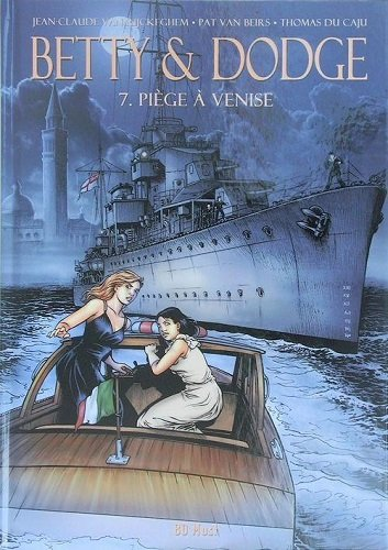 Betty & Dodge, Tome 7 : Piège à Venise