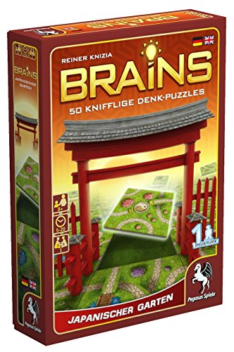 Pegasus spel 18130G - Brains Japanse tuin
