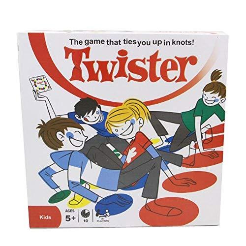 TourKing Twister Gioco Gioco da tavolo per sport da esterno Gioco da tavolo Giocattolo divertente per bambini