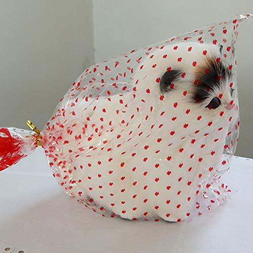 ACHICOO Kinder Plüschpuppe, AKDSteel Plüsch Simulation Katze Elektronische Haustierpuppe Imitation Tierspielzeug mit MIAU-Funktion Funktion Nettes Haustierspielzeug Modell Schwarzer Kopf