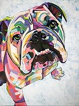 Amazon Com Bulldog Art