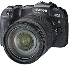 $1752 » Canon EOS RP Mirrorless Camera with RF 24-105mm F/4L is USM Lens (International Model)