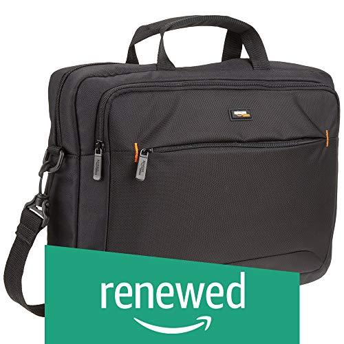 AmazonBasics 15.6-Inch Laptop and Tablet Bag (Renewed)