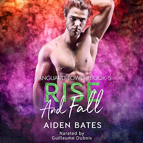 Rise and Fall Audiobook By Aiden Bates cover art