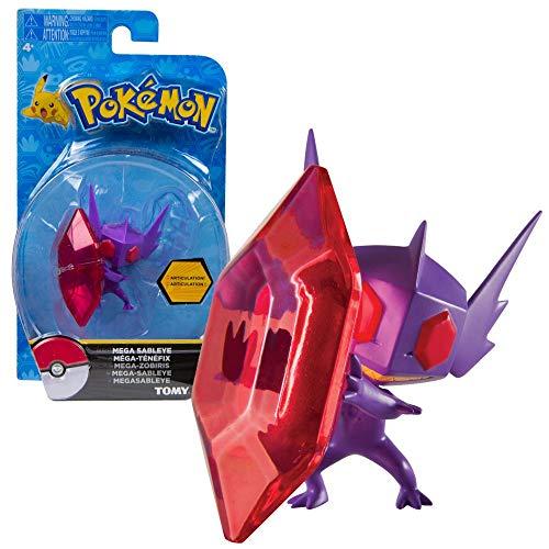 Bewegliche Spielfiguren zur Auswahl | Pokemon | Tomy | Action-Figuren, Spielfigur:Mega Zobiris