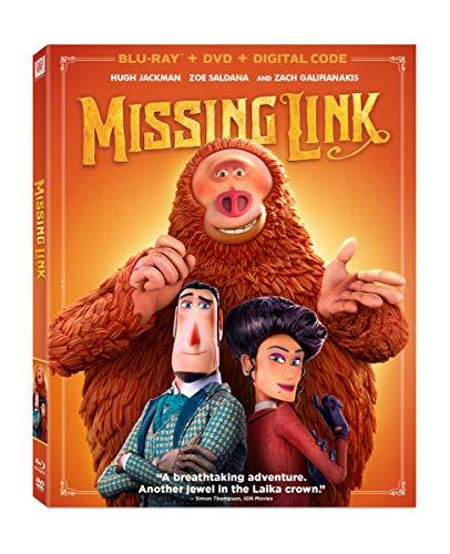 Missing Link Blu-ray