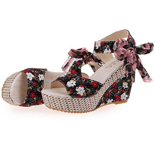 ZARLLE Zapatos De Mujer Shake Sandalias De Verano