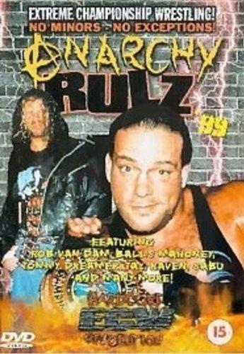 Ecw Anarchy Rulz 99 [Edizione: Regno Unito]