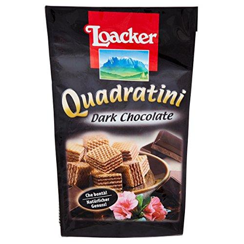 Quadratini Dark Chocolate 125 Gr