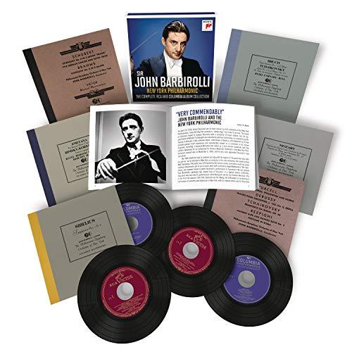 Sir John Barbirolli - Complete RCA and Columbia Album Collection