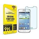 actecom® Protector Pantalla Cristal Templado Compatible con Samsung Galaxy Core DUOS GT-i8262