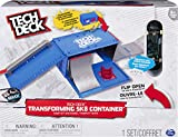 Tech Deck, Transforming SK8 Container Pro Modular Skatepark...