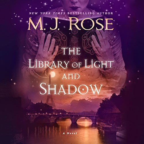 The Library of Light and Shadow audiobook cover art