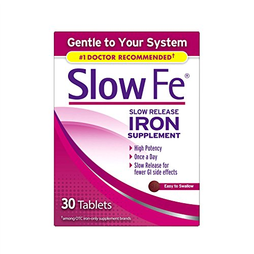 Number 1 doctor recommended iron supplement (Among over the counter iron only supplement brands) Gives you high potency iron to support oxygen transport Easy to swallow and add to your routine; formulated for daily use and less discomfort Features a ...