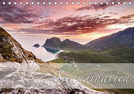 Skandinavien im SommerlichtCH-Version (Tischkalender 2019 DIN A5 quer): Wunderschöne Lichtstimmungen in Skandinavien ein ganzes Jahr lang genießen. (Monatskalender, 14 Seiten ) (CALVENDO Natur)