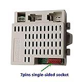Wellye RX18 Control Box Receiver Match 2.4G Bluetooth Remote Control, Accessory Receive Controller...