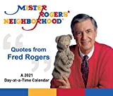 2021 Mister Rogers Day-at-a-Time Box Calendar