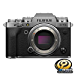 Fujifilm X-T4 Mirrorless Camera Body - Silver (Renewed)