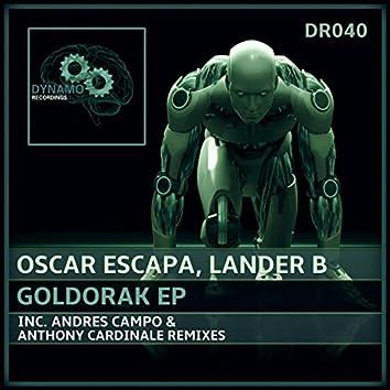 Goldorak EP