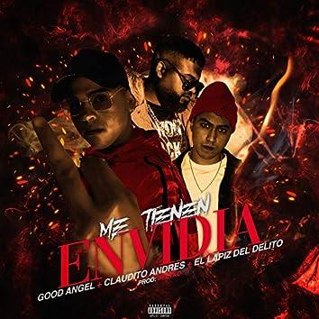 Me Tienen Envidia (feat. Claudito Andres & el Lapiz Del Delito)
