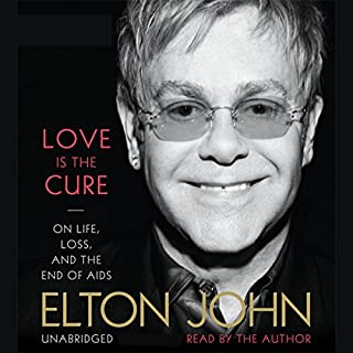 Love Is the Cure audiobook cover art
