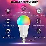 Zoom IMG-1 moko lampadina led e14 colorate
