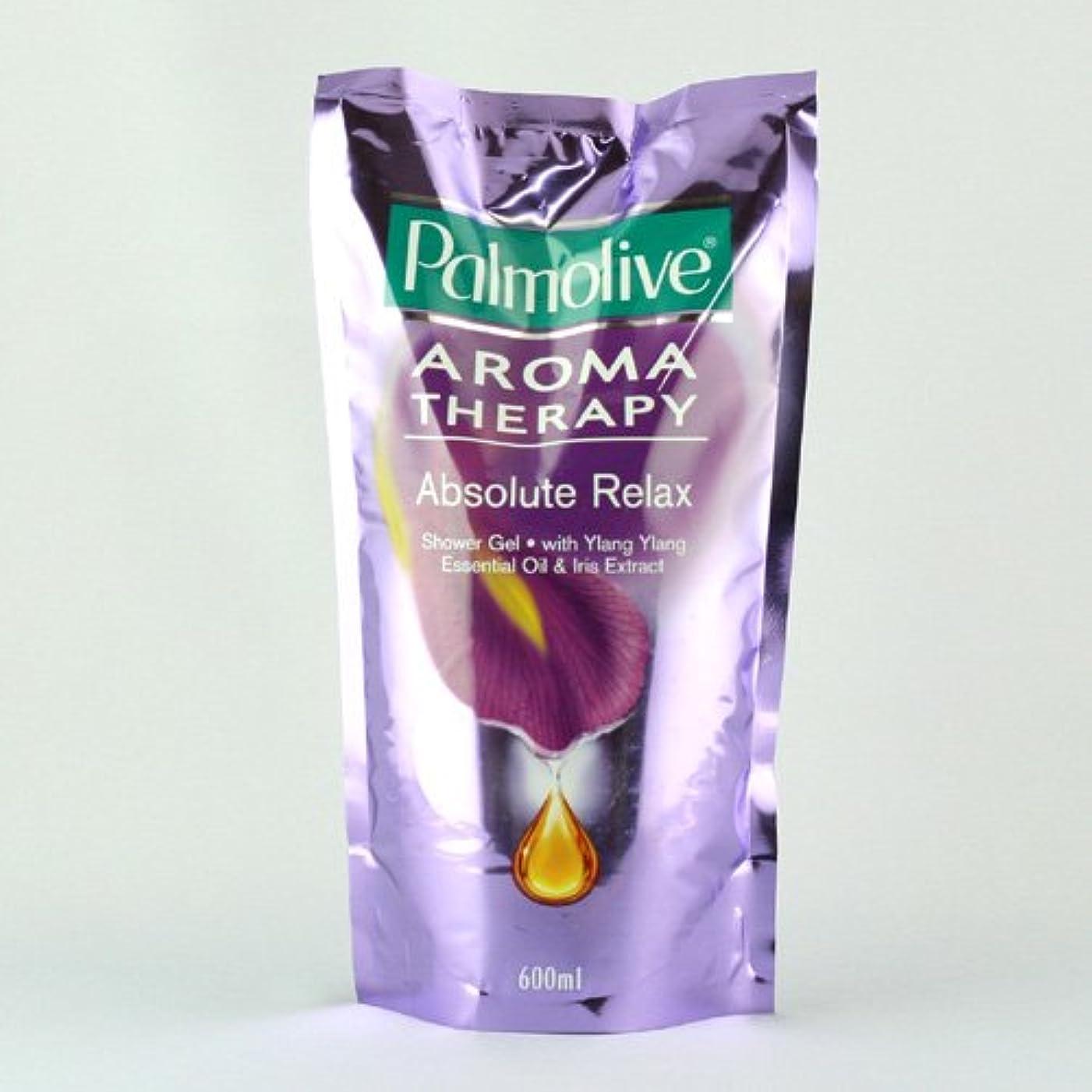 横に登る整理する【Palmolive】パルモリーブ シャワージェル詰め替え用(アブスルートリラックス) 600ml / 25oz