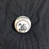 2021日本ハムファイターズ 沖縄キャンプ球 伊藤大海 選手 直筆サインボール