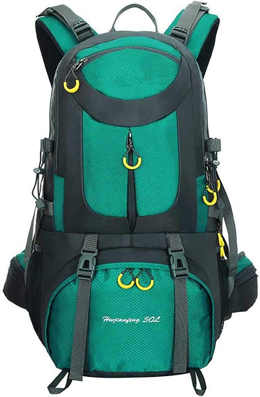 Lbag Bergsteigenbeutel 36-55L groe Kapazitt Ideal für Outdoor-Sport, Wandern, Trekking, Camping, Bergsteigen Wasserdicht, Reise-Kletter-Daypacks, Rucksack, Rucksack