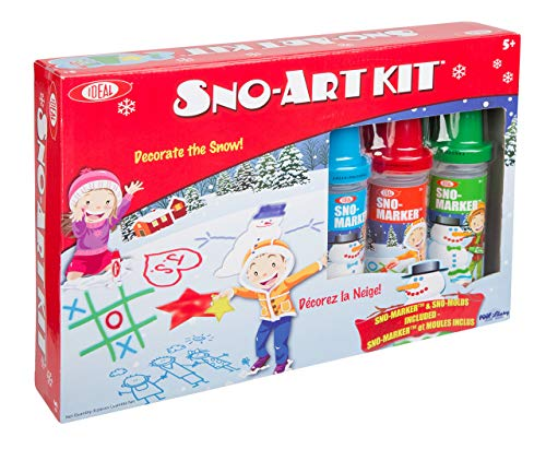 Product Image of the Ideal Sno Toys Sno-Art Kit