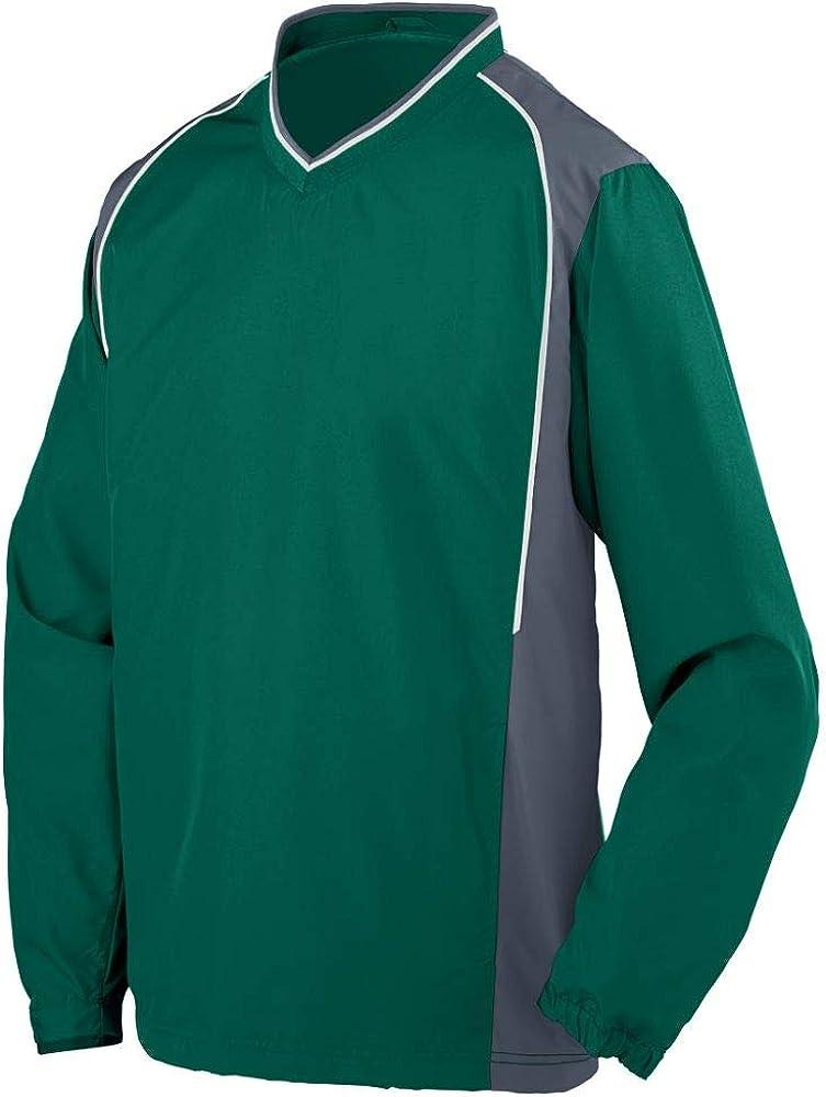 Augusta Sportswear Augusta Sportswear Roar Pullover 3xl Purple/Gold/White Sweater