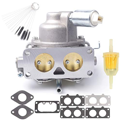 796227 Carburetor Carb Replacement with Gasket Kit for Briggs /& Stratton V-Twin Models 407777 40N877 40R877 445677 445877 44L777 44M777 44P777 44R677# 796227