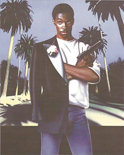 Beverly Hills Cop Eddie Murphy - 8 x 10 Poster Art Photo 004