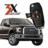 Plug In Remote Start Kit For Select 2014-2019 Ford & Lincoln Vehicles - F-150 | F-250 | F-350 | Fusion | Continental | Expedition | MKC | MKZ | Nautilus | Navigator - CHECK IMAGES FOR COMPATIBILITY
