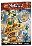 Lego Ninjago: Golden Ninja [With Minifigure] (Activity Book With Minifigure)