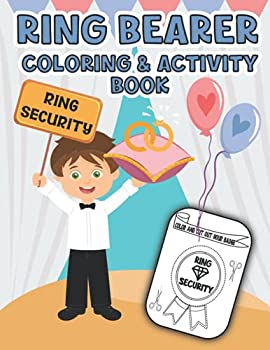ring bearer activity book
