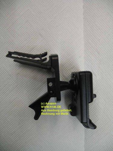 H186 - #190 Kompatibel mit Garmin Nuvi 300 300T 310 310T 350 350T 360 360T 370 Aktive Halterung für Armaturenbrett Lüftung Lüftungsgitter
