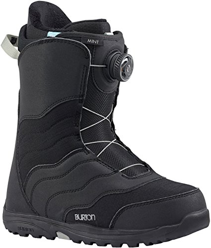 Burton Mint Boa Snowboard Boot 2018 - Women's Black 7