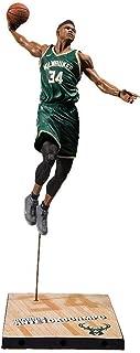 McFarlane Toys NBA 2K19 Milwaukee Bucks Giannis Antetokounmpo, Series 1