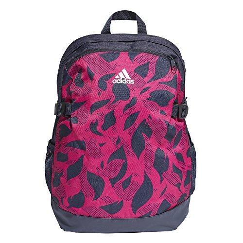 Adidas Power BP IV W, Mochila para Mujer, Rosa (Magrea/Tinley/Blanco), 36x24x45 cm (W x H x L)
