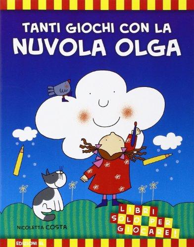 Tanti giochi con la Nuvola Olga