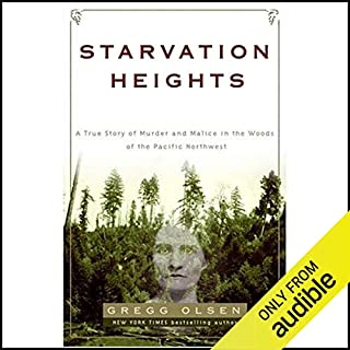 Couverture de Starvation Heights